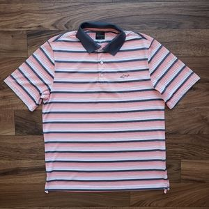 Greg Norman Performance Golf Polo Size Medium